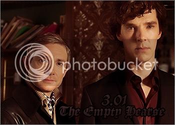 [Sherlock] 3.01 - The Empty Hearse BldSHERLOCK301