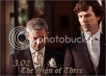 [Sherlock] 3.02 - The Sign of Three BldSHERLOCK302