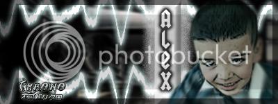Chronoglyphics Alex-Tag