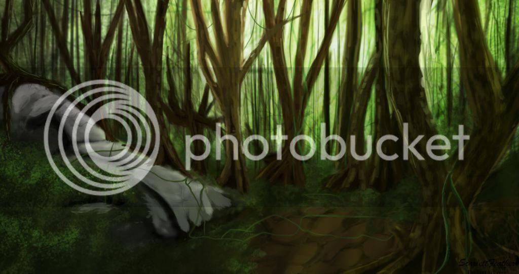 Vicious Rooms JungleForestROOM