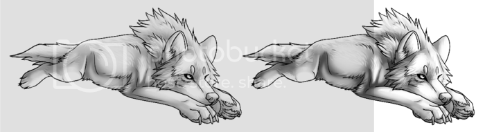 Old Vicious Premades + Retired Poses WolfLayPremadeBoth