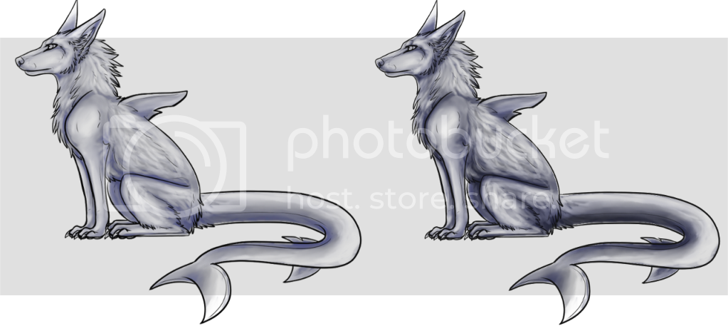 Old Vicious Premades + Retired Poses SharkDogPose