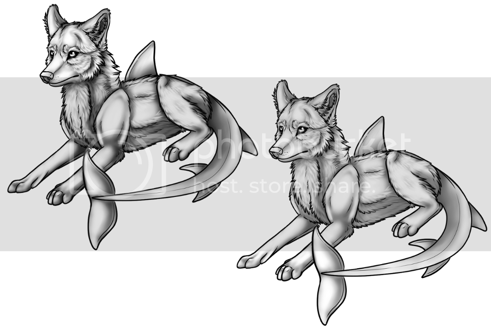Old Vicious Premades + Retired Poses SharkDogPremade