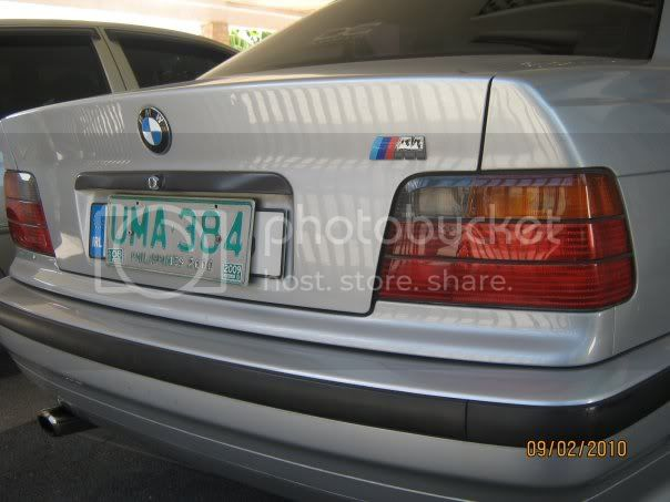 BMW 316i for sale 23577_351280219111_648379111_504675