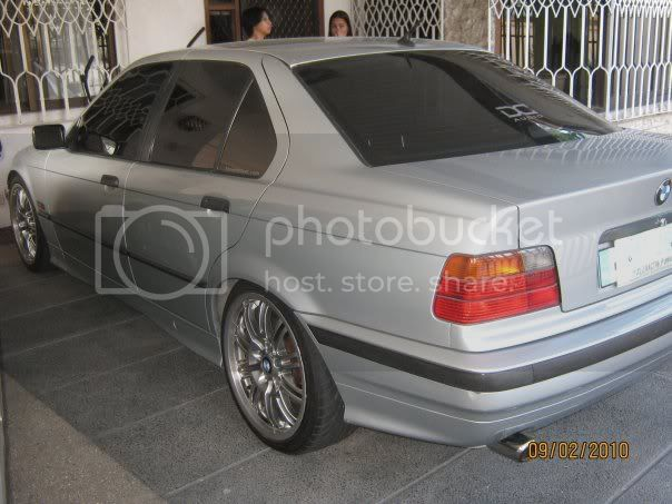 BMW 316i for sale 23577_351280249111_648379111_504676