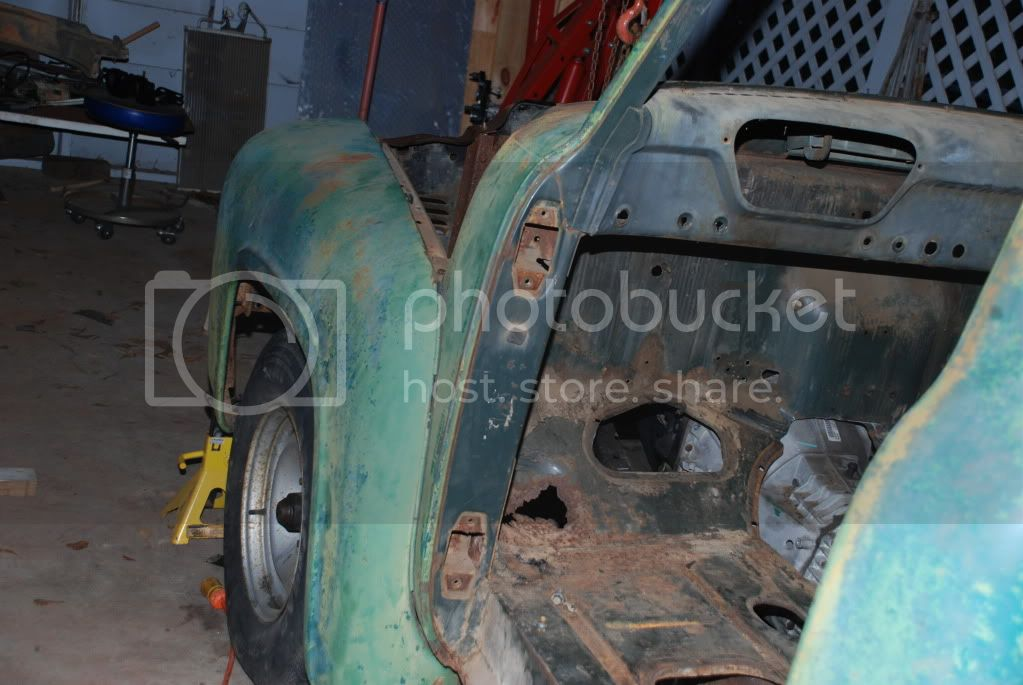 old school ford build thread.. 54fordproject073