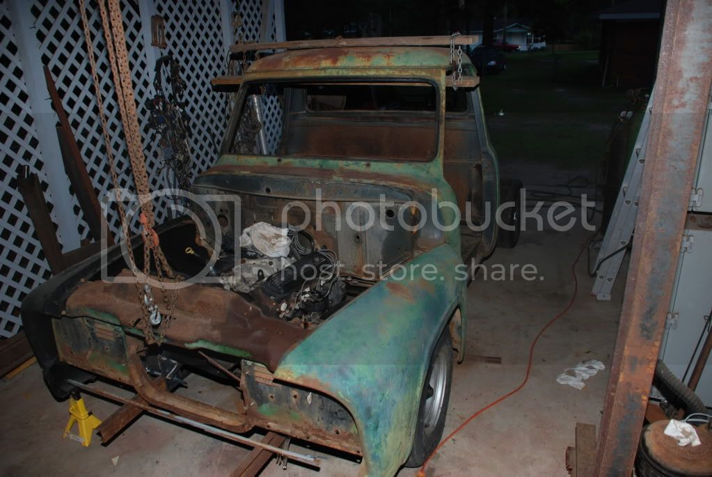 old school ford build thread.. 54fordproject082