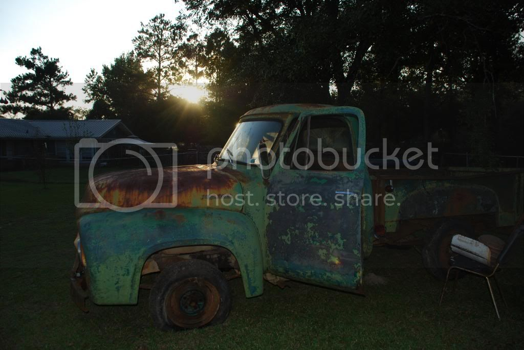 old school ford build thread.. Dadsfordtruckproject141