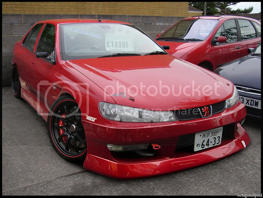 dope car thread - Page 2 Peugeot_406_by_octagonalpaul