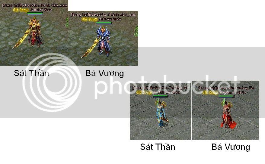 Open Beta Vô Song Kiếm phiên bản Tình Nghĩa Giang Hồ 85