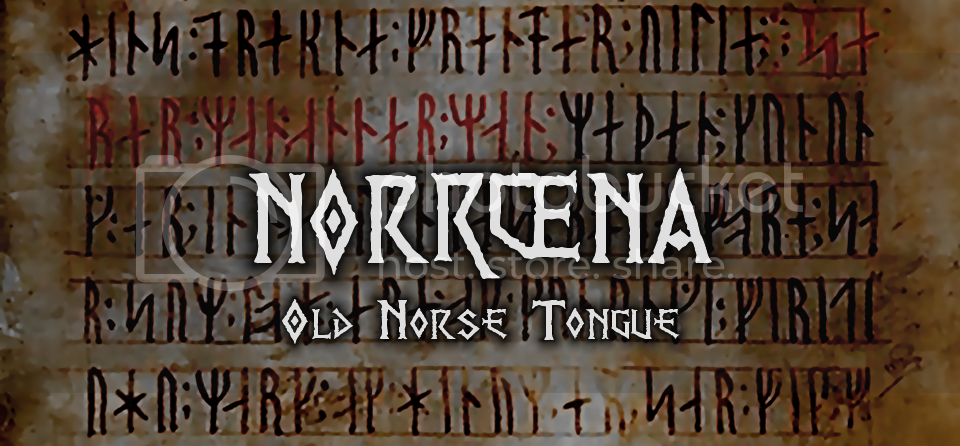 Old Norse Tongue