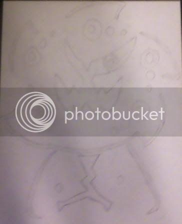 Pokemon Drawings Tomb-o-lanturn