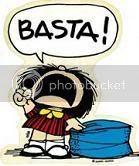 Venerdì 23 Aprile Mafalda