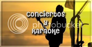 Conciertos y Karaokes Coniertos