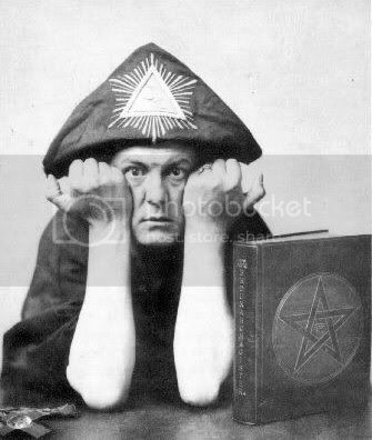 Connecting the DOTS... Aleister-Crowley