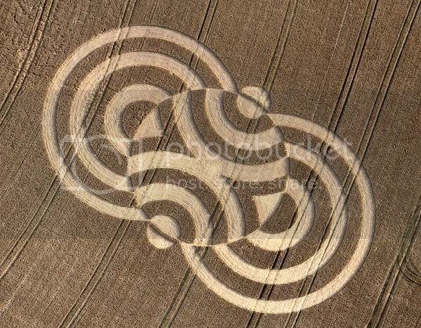Crop Circles ~ All About These Beautiful Messages & Their Meanings!!!! BeggarsKnollNrWestbury