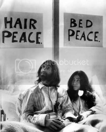 Connecting the DOTS... HairPeaceBed-In