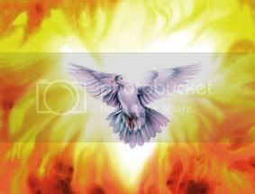 Extraterrestrial Guides ~ The Great White Brotherhood  Holy-Spirit-Fire-in-Red