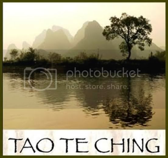In Print... Tao-Te-Ching
