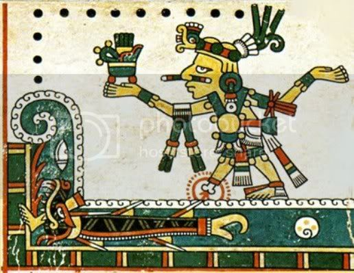 Connecting the DOTS... Tezcatlipoca_pegleg