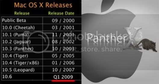 Connecting the DOTS... Apple_panther