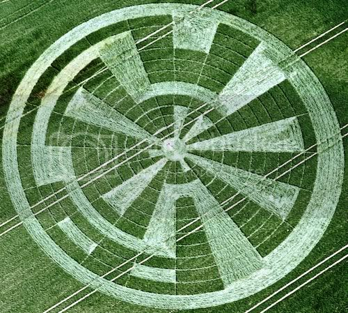 Crop Circles ~ All About These Beautiful Messages & Their Meanings!!!! Dnacropcirclepic
