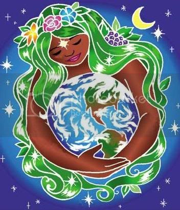 Celebrating Your Day!!! Mother-earth