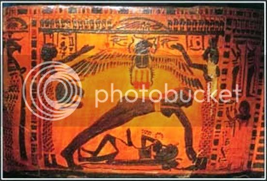 Ancient Egyptian Erotica Symbolism Nutgeb-1