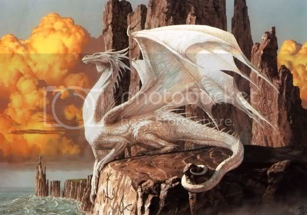 "Fulford: ET and dragon family to ""save the day"" along with Pentagon and others... White-dragon"