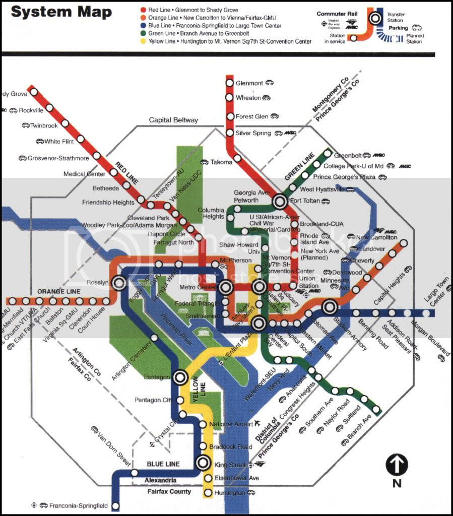 Metro System Dc-metro-map2
