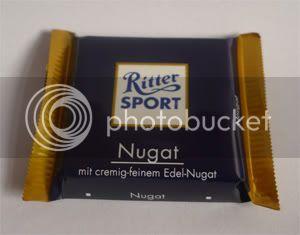 Sad mislim na...(izrazite silkom) Rittersportnougat01