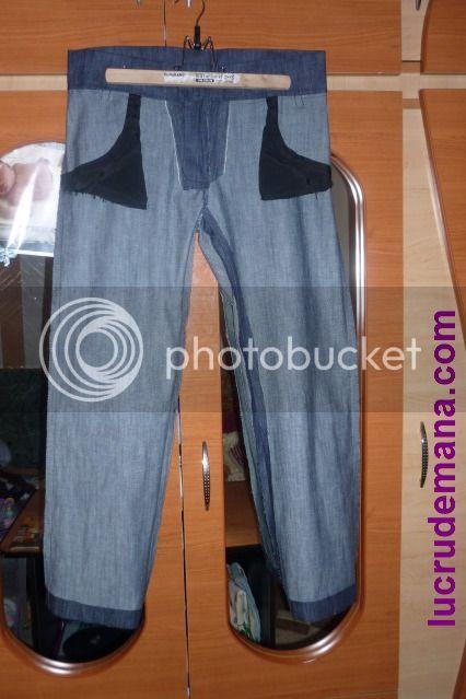 Concurs  - Pantaloni, de primavara - VOTAREA 3-1