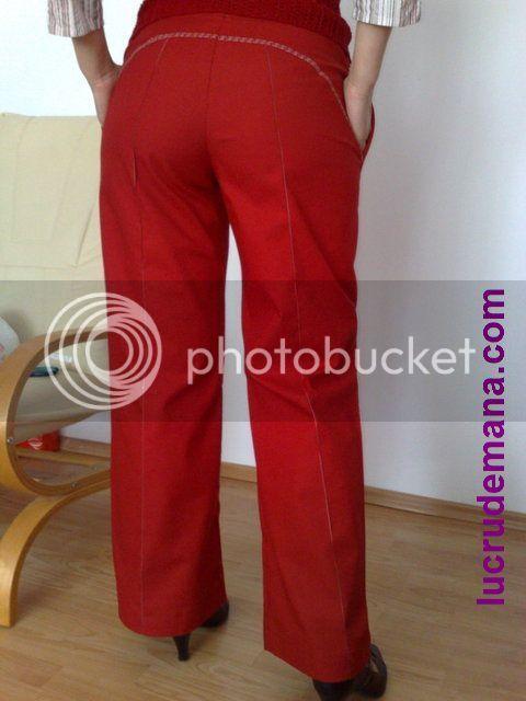 Concurs  - Pantaloni, de primavara - VOTAREA 4