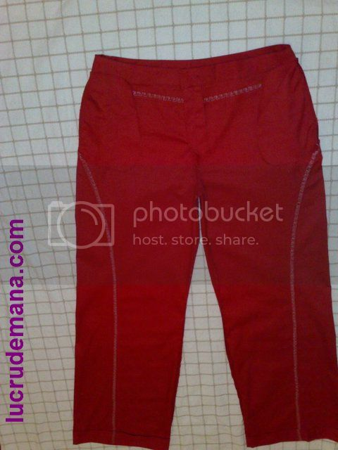 Concurs  - Pantaloni, de primavara - VOTAREA 7
