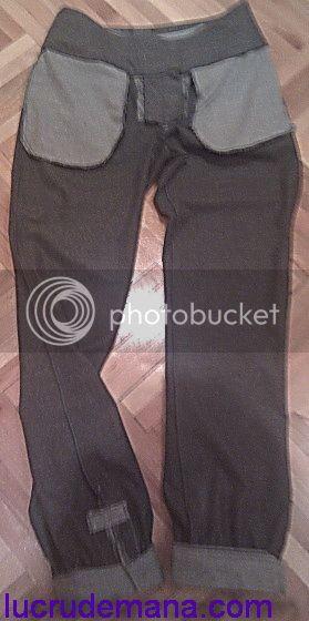 Concurs  - Pantaloni, de primavara - VOTAREA Dos