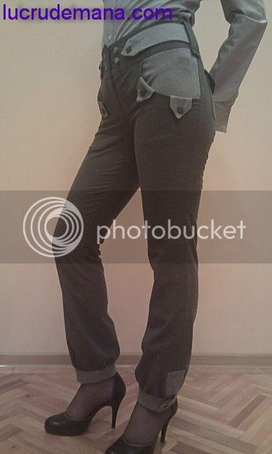 Concurs  - Pantaloni, de primavara - VOTAREA Profil