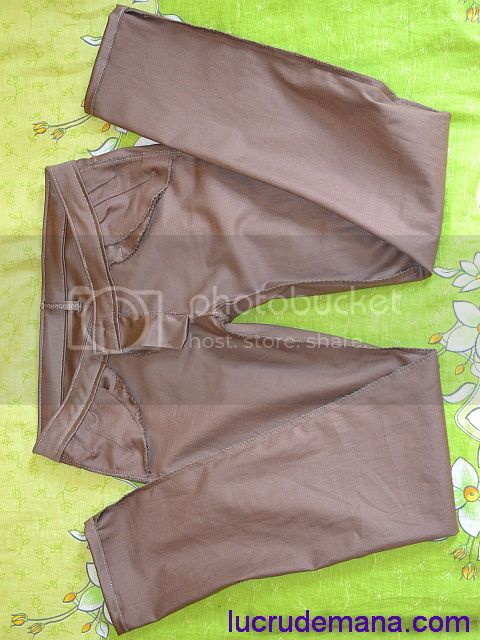 Concurs  - Pantaloni, de primavara - VOTAREA Dos0201
