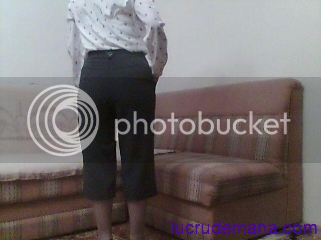 Concurs  - Pantaloni, de primavara - VOTAREA Imagspate