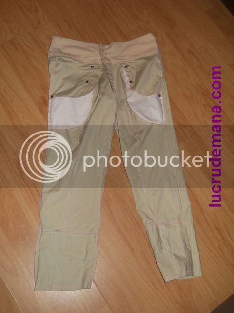 Concurs  - Pantaloni, de primavara - VOTAREA Pantalon3-4