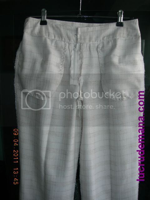 Concurs  - Pantaloni, de primavara - VOTAREA Pantalon4-3