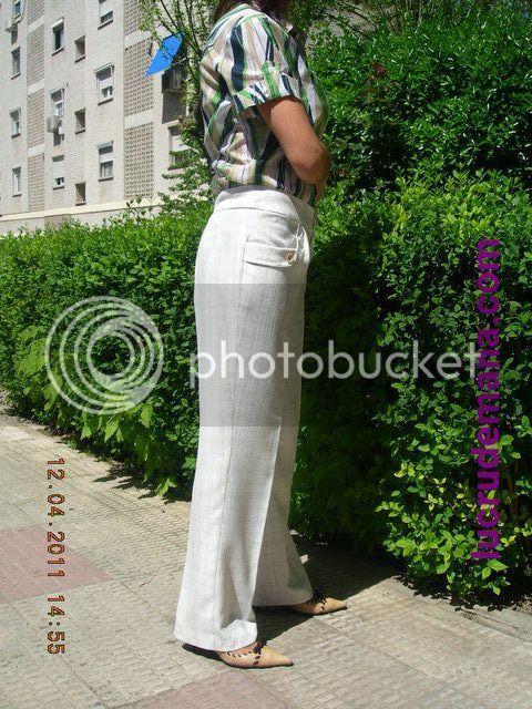 Concurs  - Pantaloni, de primavara - VOTAREA Pantalon7-4