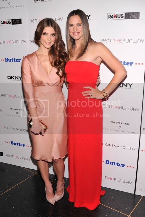 Ashley Greene en la Premiere de Butter en New York 2-10