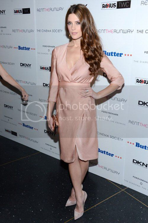 Ashley Greene en la Premiere de Butter en New York 8-3