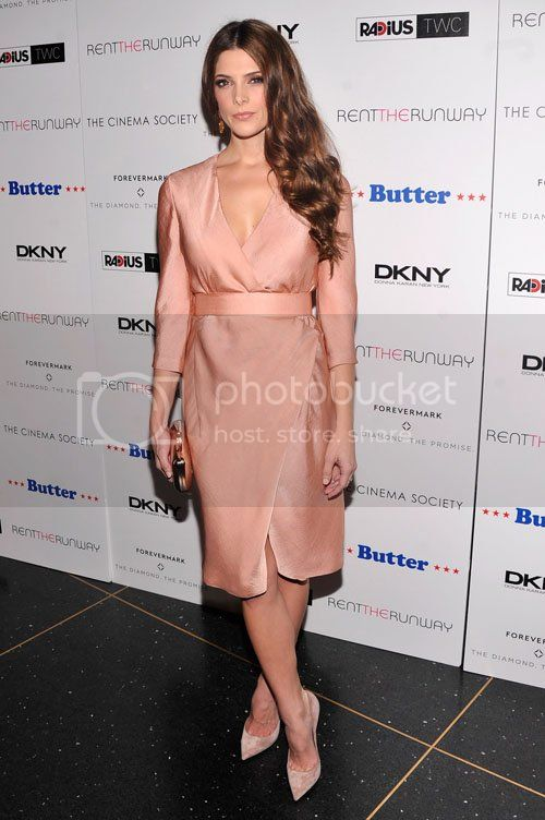 Ashley Greene en la Premiere de Butter en New York 9-3
