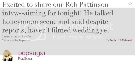 [Robert Pattinson] Water for Elephants - Page 2 Wedding