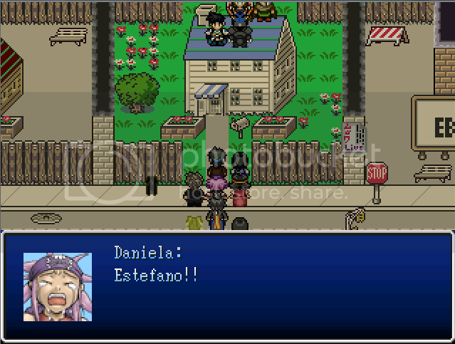 [RPG Maker 2k3] El Octavo Sello  EOS-021