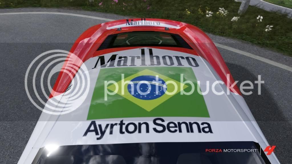 Replica F1 Designs Forza
