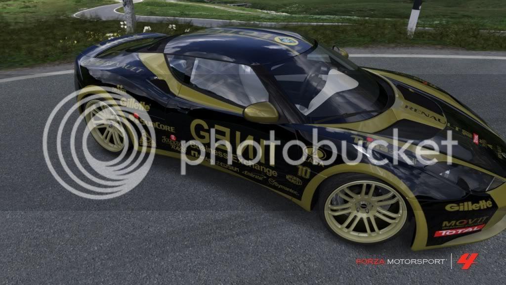 Replica F1 Designs Forza10