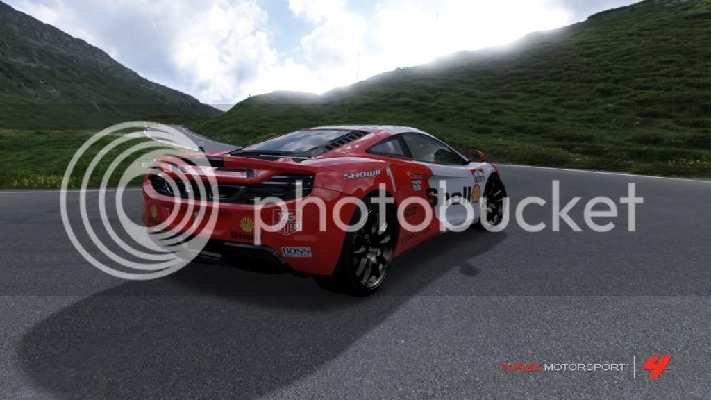 Replica F1 Designs Forza2