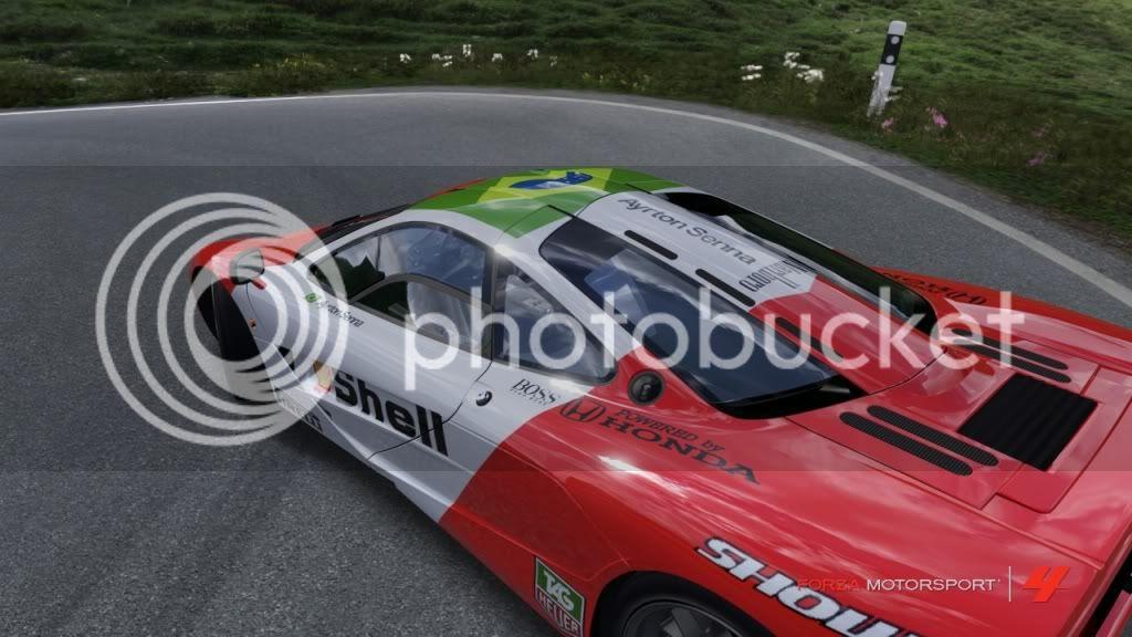 Replica F1 Designs Forza4